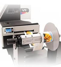 Full-color etiketten printers