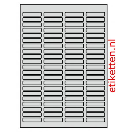 46 x 11 mm 50 vel p.doos Aluminium