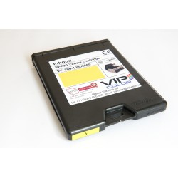 Inktcartridge VP700 Geel 250 ml.