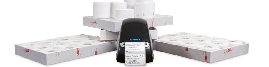 Etiketten voor dymo printers